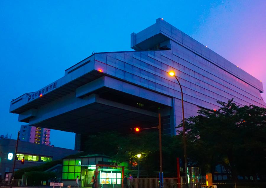 博物館 東京 江戸